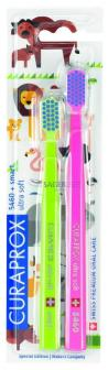 Curaprox CS 5460 ultra soft Animal Family Edition fogkefe