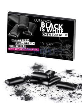 Black Is White rágógumi